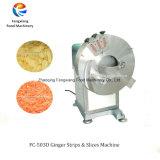 Регулируемый диск для нарезки ломтиками имбиря разборка машины, имбирь бамбук Грейпфрут шинковки режущей машины