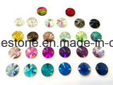 Nieuwst naai op het Kristal Rivoli van de Steen van het Kristal naaien op het Bergkristal van het Glas (sW-Kristal)