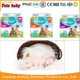 Pants Dermatite das fraldas para bebés Fraldas para bebés adultos descartáveis fabricados na China
