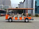 4 automobile facente un giro turistico elettrica della sede della rotella 14 fatta in Cina con Ce