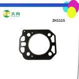 Мотор Jianghuai одноплунжерный тепловозный разделяет фабрику грязевика масла Zh1115
