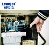 Marca del número de tratamiento por lotes de Leadjet V150 e impresora de los sistemas de codificación para el cable
