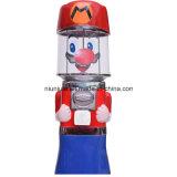 Монеты управлять подарок торговые автоматы игровые машины упругие Автомат Gumball шаровой опоры рычага подвески