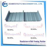 Haute qualité couture permanent Metal Roofing formant la machine en Chine
