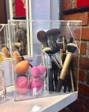 De 5mm Dikke AcrylOrganisator van uitstekende kwaliteit van de Make-up voor Borstel
