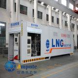 A estação de enchimento de GNL (L30)