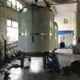 Aço inoxidável sanitárias do tanque de mistura de aquecimento por vapor