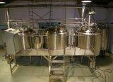 cadena de producción de equipo de la cervecería de la fabricación de la cerveza de 500L 1000L