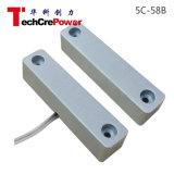 5c-58b in een nis gezette Contacten met de Magneet van het Neodymium, Sensor van het Alarm van de Sensor van de Schakelaar de Magnetische