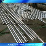 Matériau Ck45 plaqués au chrome dur la tolérance de la tige en acier F7