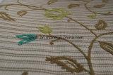 Tela de la cubierta del amortiguador del diseño del telar jacquar en base especial