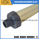 Agua de plástico tipo de panel de caudalímetro de Rotameter
