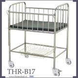 Thr-B17 lit pour bébé en acier inoxydable
