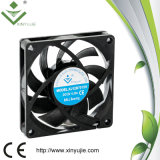 вентилятор охлаждения на воздухе DC бытового устройства вентилятора DC 7cm PBT пластичный пожаробезопасный малый
