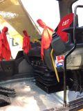 Het Hydraulische Graafwerktuig van de Rupsband van de Machines van de bouw met 800mm het Stootkussen van het Spoor (KAT 320D2)