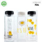 Publicidade garrafa de água de plástico de brindes promocionais