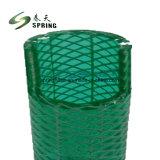 Material de síntese de PVC e fibra de poliéster tricotadas Tubo de Jardim