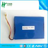 De Batterijcel 3.7V 10000mAh van Lipo voor Gek