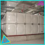 Réservoir d'eau rectangulaire du plastique GRP de fibre de verre de FRP