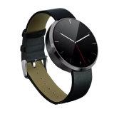 2017最も熱く標準的な円形のダイヤルデザインスマートな腕時計