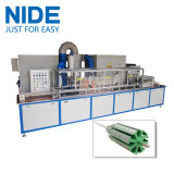 Machine van de Deklaag van het Poeder van de Polyester van de hoog-nauwkeurigheid de Epoxy voor de Rotor van het Anker