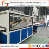 Linha de produção decorativa da placa de reforço do PVC