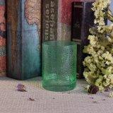 Il supporto Votive colorato candela stona le tazze di vetro della candela