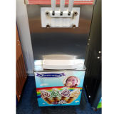 상업적인 큰 수용량 구석 대 아이스크림 제조기