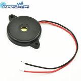 85дб 12V 1300 Гц AC звукового сигнализатора с пьезоэлектрическими форсунками 30 мм для легких фотокопировальной машины