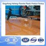 Orange Farbe HDPE Blatt-Plastikblatt für Gesundheitspflege-Industrie