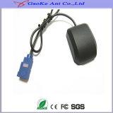 Veículo GPS Tracker, construído na base de montagem magnética Rede GPS Receiver Witn conector SMA, Rg 174 GPS do cabo de antena externa