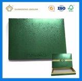 Fábrica de China el papel impreso personalizado Embalaje para Cosmética (rígido tapa y base caja).