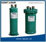"""冷凍Af5301 1/2 """" ODFのためのフランジを付けたようになった油分離器"""