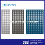 High Quality 9mm12mm20mm Simple Decoration Design off Acoustic CNC Cut Screen Panel for Office Space Barrier