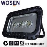 3つのチップ正方形か公園または戸外の穂軸180W LEDのフラッドライト