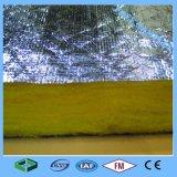 De Raad van de Glaswol van het Blad van de Isolatie van de glasvezel met Aluminiumfolie