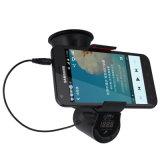 Nuovo arrivo supporto magnetico dell'automobile del telefono mobile di colore del nero del supporto del telefono della parte girevole da 360 gradi