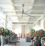 Воздушное охлаждение электрического промышленных Hvls большие вентиляторы на потолке для фермы