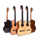 Rote Kiefer 39 Zollklassische Ukulele-Gitarre