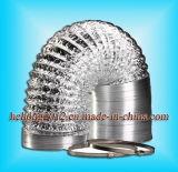 """Tubos flexibles para el sistema de ventilación (2""""~20"""")."""