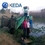 Macchinario di raccolta delle piante acquatiche di Keda
