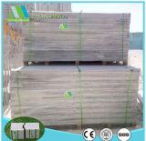 L'utilisation recyclé EPS Sandwich de ciment panneau mural pour préfabriqué chambre