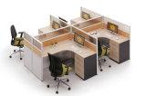 Cubicoli tipici di figura 4 di Seater di progetto lineare moderno della stazione di lavoro (SZ-WS535)