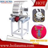 Holiauma 15 Couleur 1 chapeau de tête de métier à broder informatisé / tubulaire uniforme 3D Embroidery Machine
