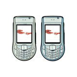 Teléfono móvil original desbloquear el teléfono móvil sin 6630