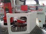 ATC-zusammengesetzter Aluminiumausschnitt Ms1325ad mit Spindel Italien-Hsd 9.0kw