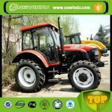 小屋Lt1204との熱い販売のLutong 120HP 4WDの車輪の農場トラクターの価格