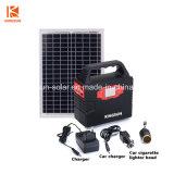 100W Portable Station d'alimentation AC et DC facturés par panneau solaire/AC/DC de l'alimentation de puissance