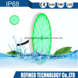 Indicatore luminoso subacqueo ultra sottile della piscina di offerta PAR56 LED della fabbrica