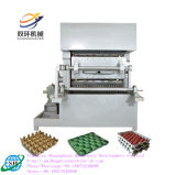 Le recyclage des déchets la pâte à papier plateau à œufs /oeuf Box/ boîte à oeufs Making Machine